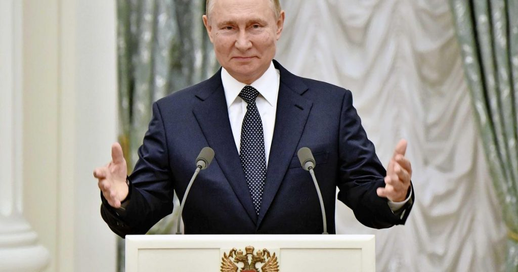 Putin's party leads after more than half of the votes have been counted |  Abroad