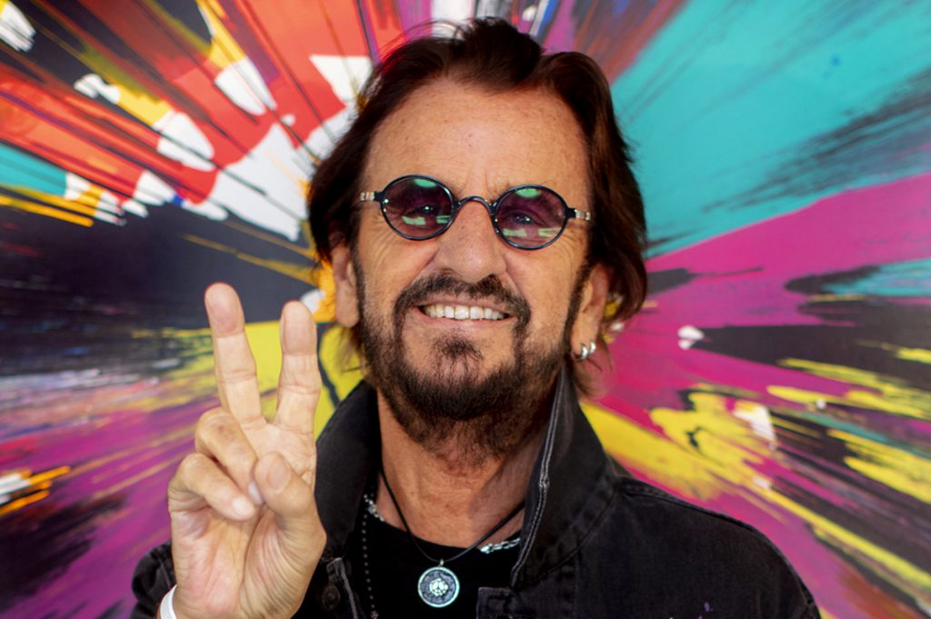 Ringo Starr: Charlie Was Stronger Than Me (Interview)