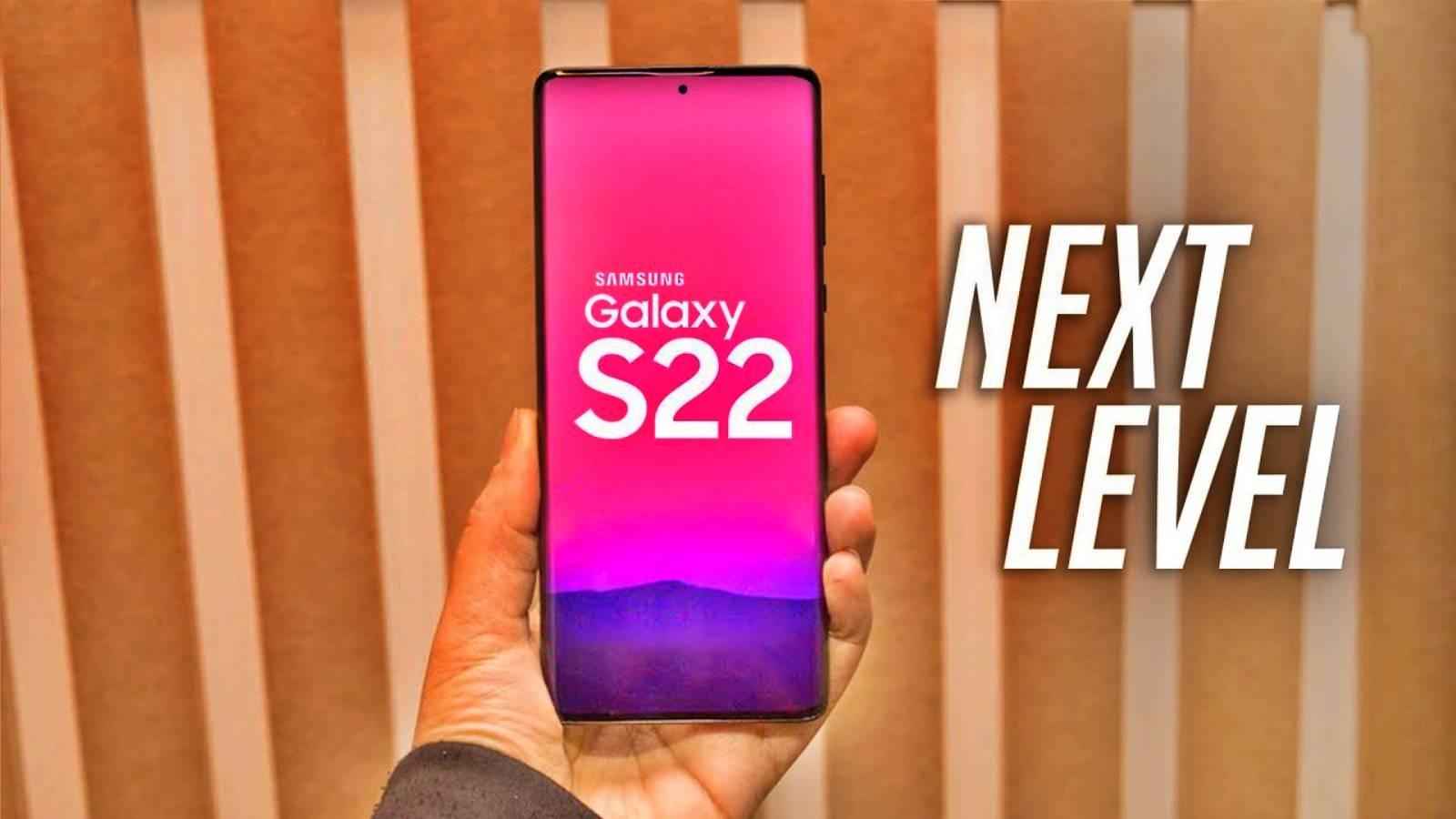 Samsung GALAXY S22 processors