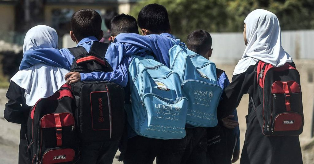 Schools in Afghanistan reopen for boys and Taliban remain silent about girls    Abroad
