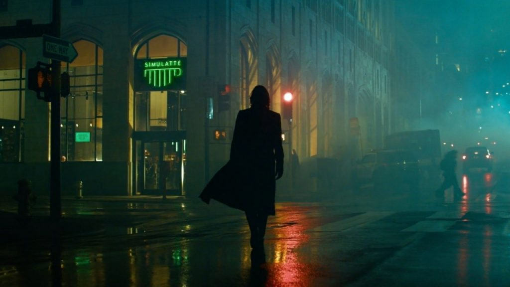 'The Matrix' fans mainly see John Wick instead of Neo