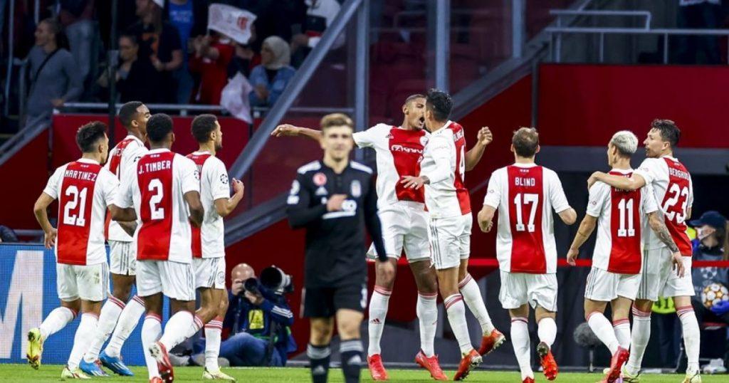 The Netherlands has overtaken Sweden and is the best scoring country in Europe after Ajax Besiktas