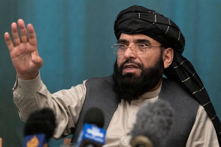 The Taliban wants a place in the United Nations, but it's not that easy