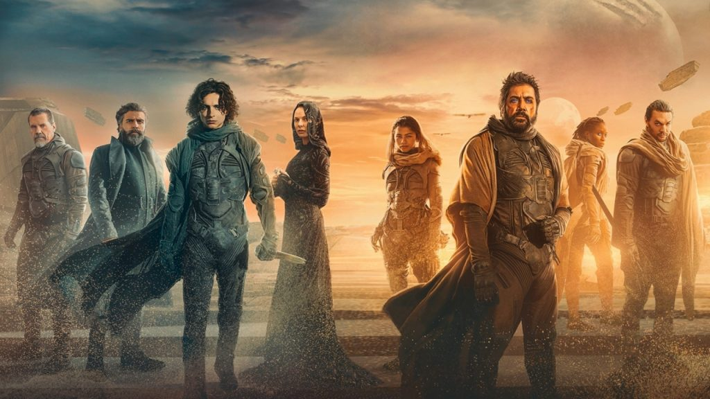 """The appearance of the sequel """"Dune"""" does not depend on the box office"""