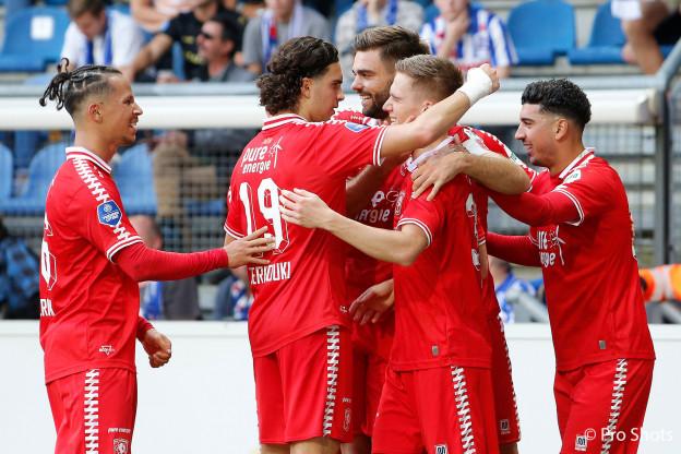FC Twente op rapport: Rots en Everink blinken uit; één onvoldoende