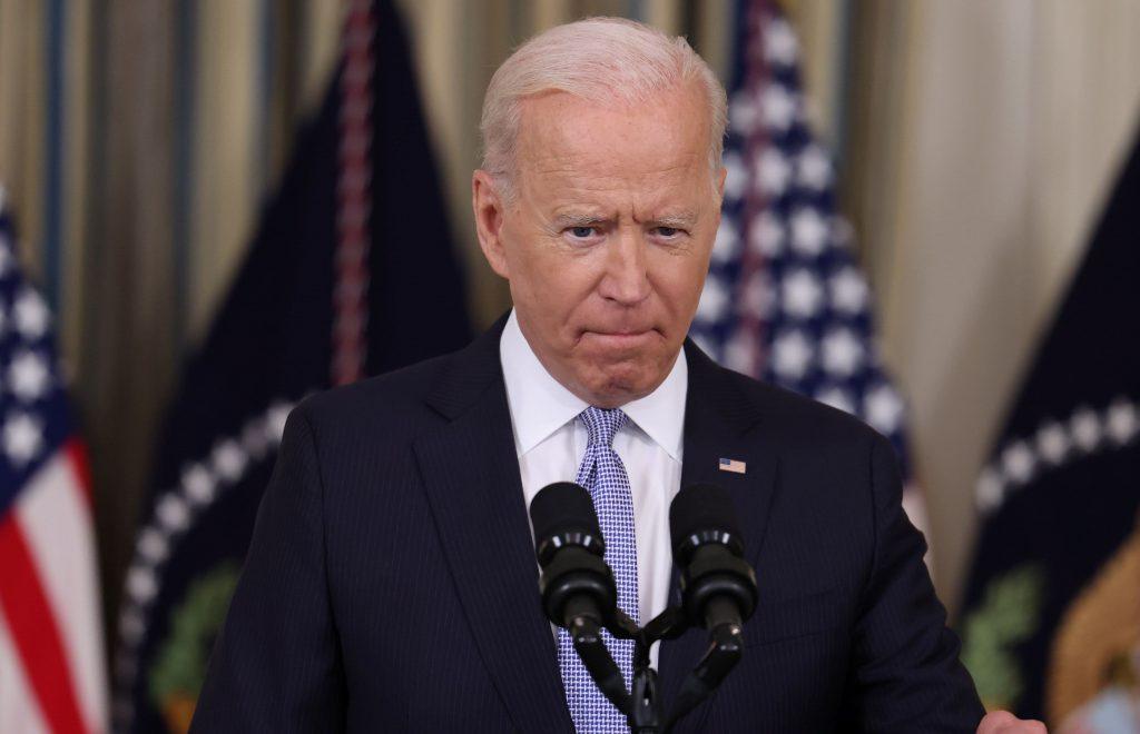 US President Biden said I would feel good