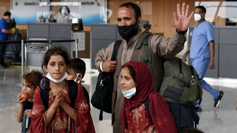 West thinks very differently about taking in Afghan refugees