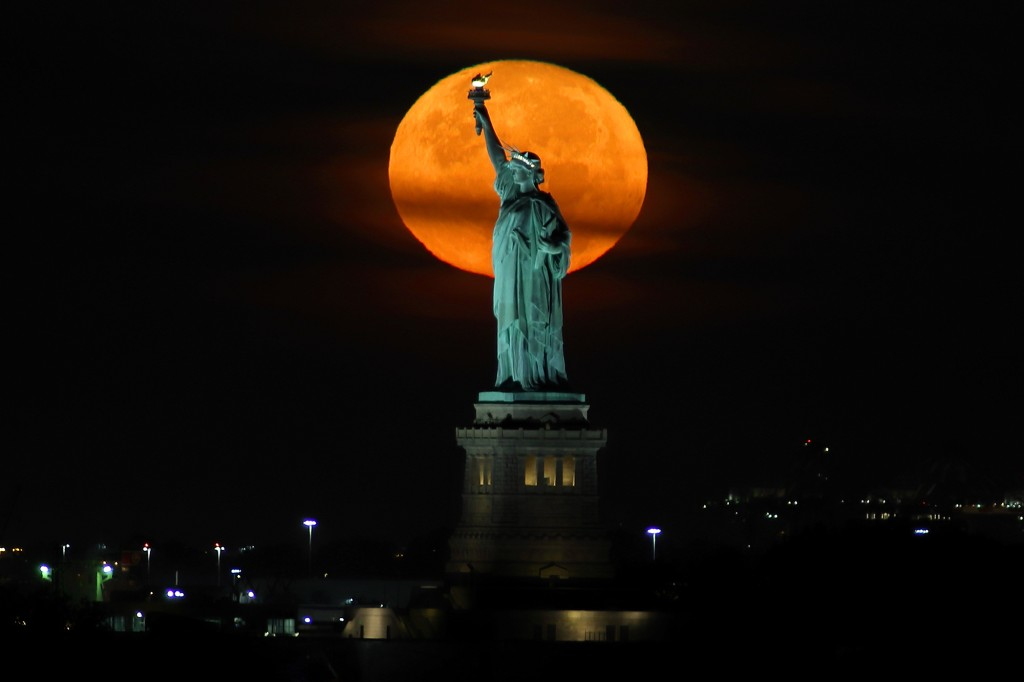When will you see the 2021 harvest moon, the last moon before the autumnal equinox