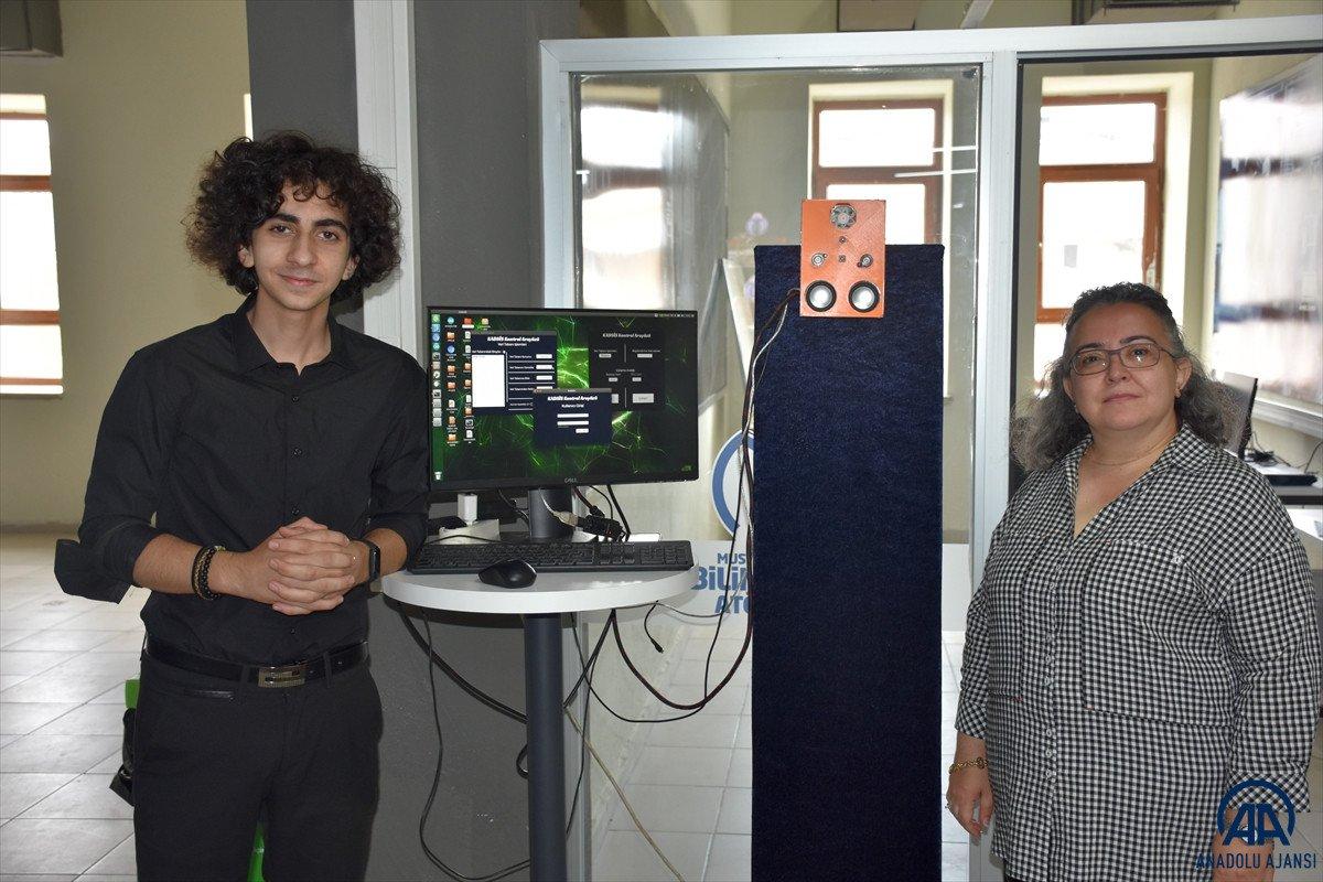 TEKNOFEST winner Ismail Konak wants to develop technologies that produce No. 3 clean energy