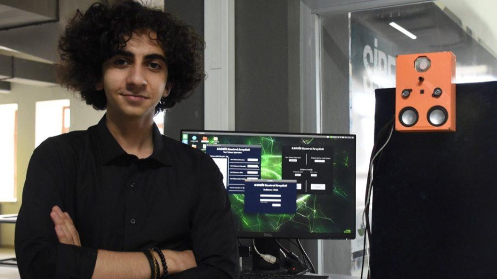 TEKNOFEST winner Ismail Konak wants to develop technologies that produce clean energy