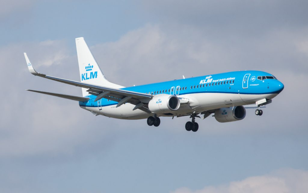 The reopening of the United States is a turning point for KLM - FM.nl