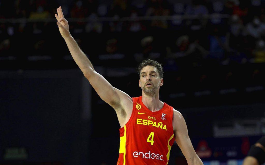 Spanish basketball legend Gasol retires (41)