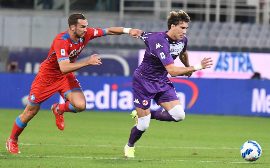 Wanted Vlahovic rejects 'best offer ever' from Fiorentina