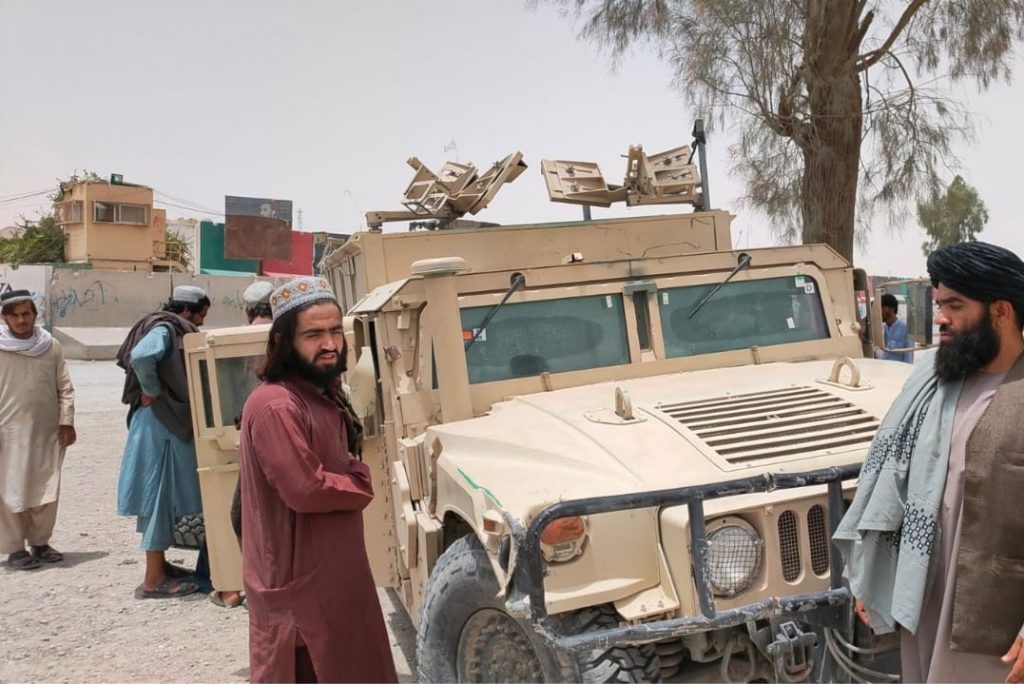 US and EU call on Taliban to end offensive in Afghanistan