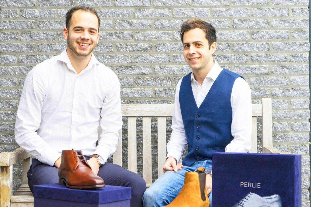 Sep Breukers (Leveroy) wil Nederland veroveren met zijn boeken en de wereld met zijn schoenen