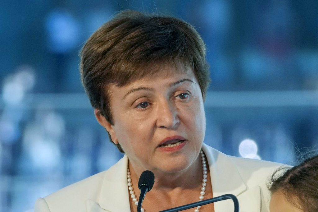 IMF summit convenes to discuss 'unethical' actions by a top lady