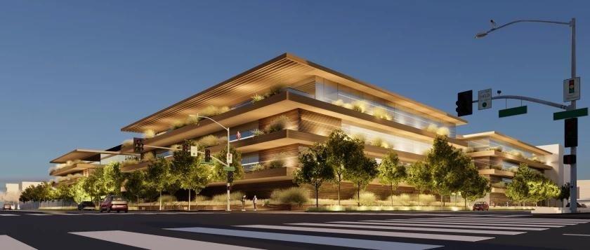 Apple will soon open a new office in Los Angeles