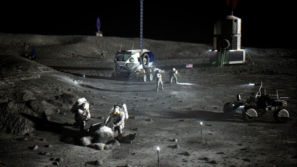 NASA's Wi-Fi Plan Tested on the Moon to Bridge Cleveland's Digital Divide