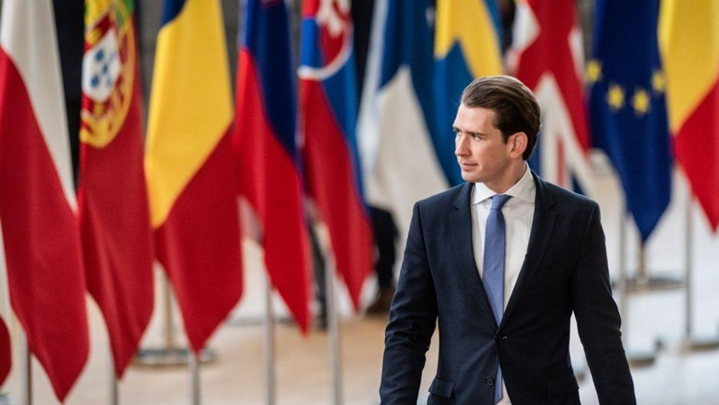 Austrian Prime Minister Kurz resigns after corruption allegations