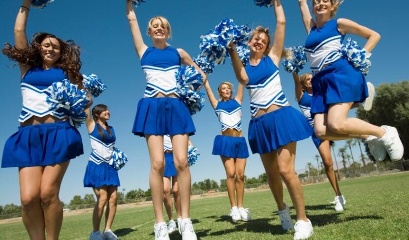 Cheerleading at Sportvereniging Serooskerke