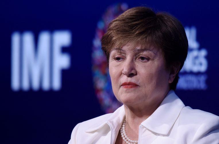 Corrupt IMF Managing Director Kristalina Georgieva Can Survive