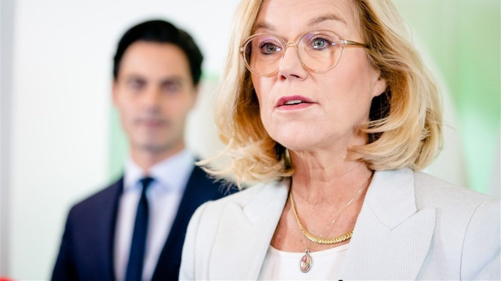 D66 wanted to deny WOB's request for Sigrid Kaag's documentary