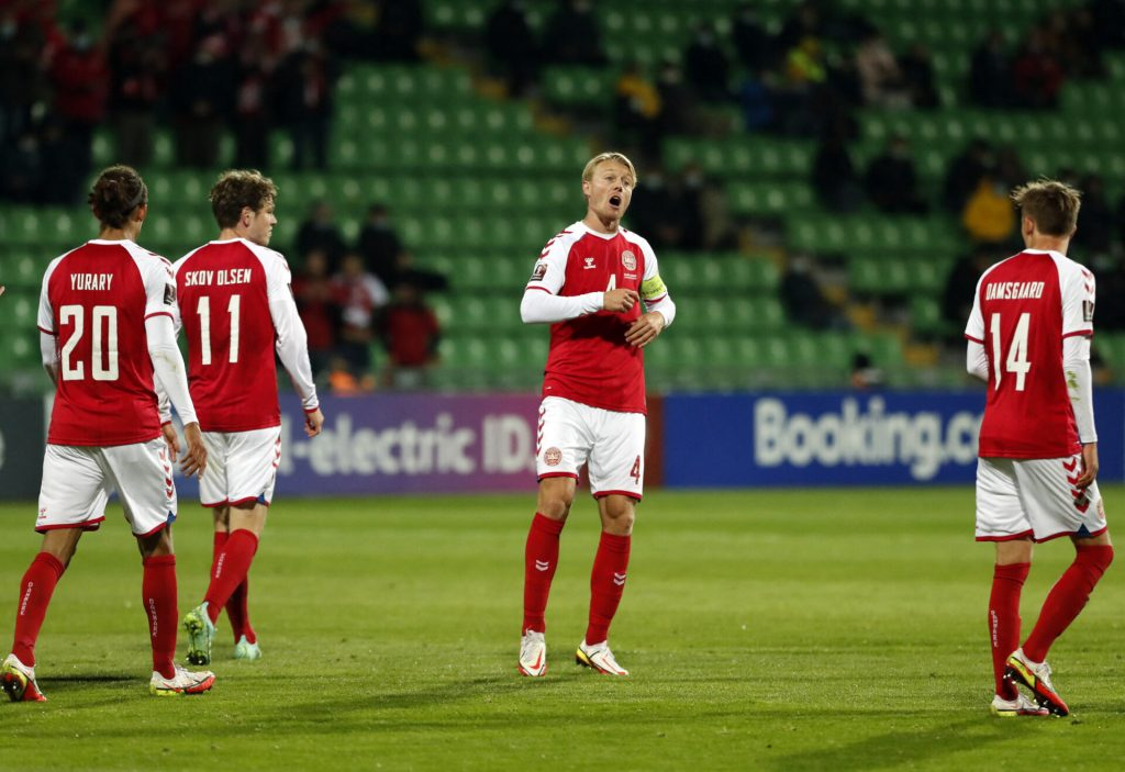 Denmark attacks Moldova and is sure of the World Cup qualifiers, Switzerland beat Northern Ireland