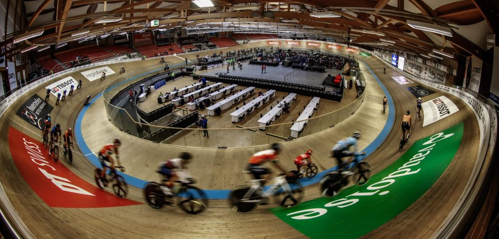 European cycling championship 2021 in Grinchen: program and results
