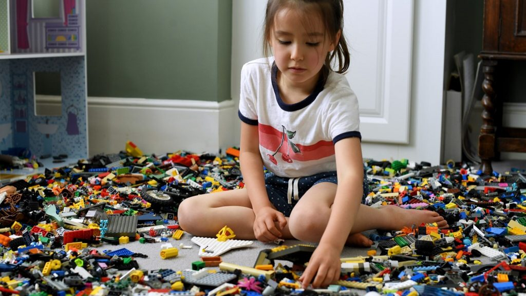 'Gender-neutral' Lego is now focused on toys for boys and girls