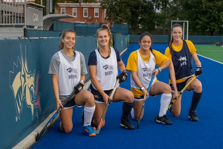 Holland's field hockey heritage thrives on Trexel all over City 6