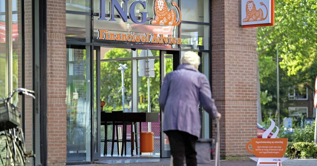 """""""ING makes banking more expensive, especially for seniors""""    Money"""