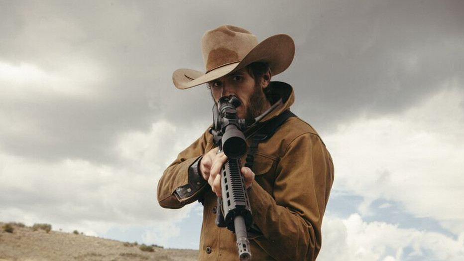 Kevin Costner steals the show at Yellowstone on Spike