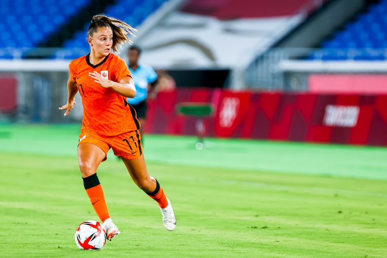 Lieke Martens sees opportunities against the United States