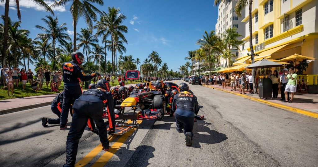 Miami Grand Prix wants a great event: 'With lots of overtaking opportunities'