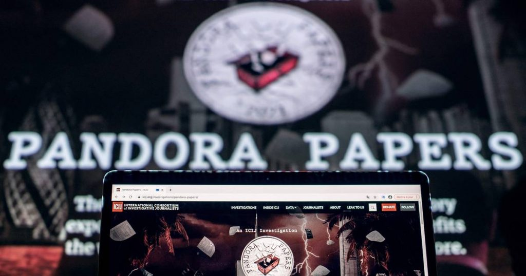 Pandora Papers: Tax authorities begin investigation in UK and Australia |  Economie