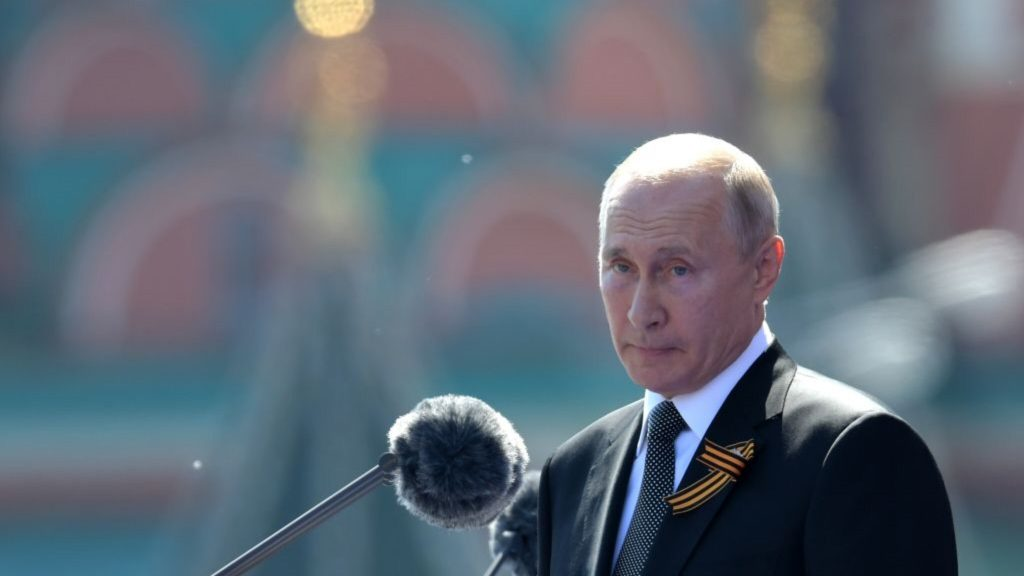 Putin sees cryptocurrency as a means of payment