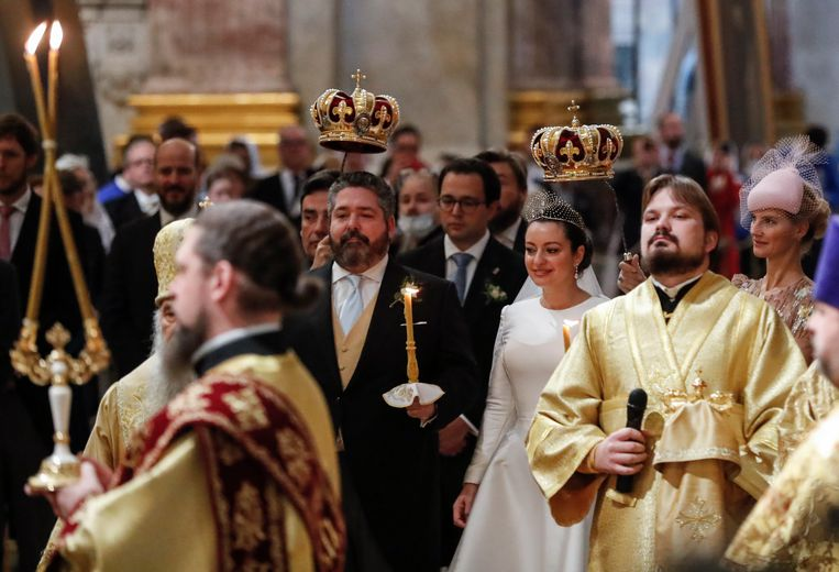 """The Romanovs are back (sort of): for the first time in 104 years, there was another """"royal"""" wedding in Russia"""
