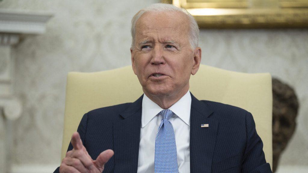 Under Trump it was 'America Alone', but under Biden it was 'America First'
